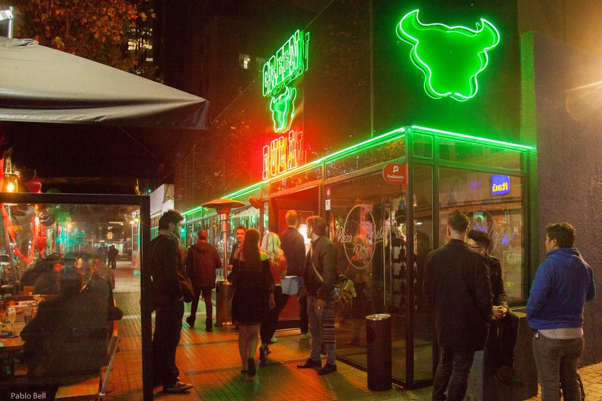 Green Bull El Bosque Norte pretende encender las noches: ¡Y estuvimos en la inauguración!