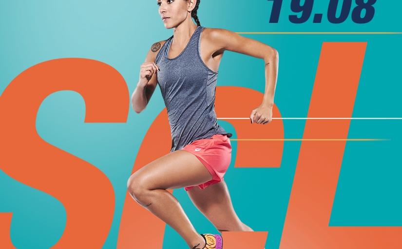 ¡Atención #Runners! Se viene la corrida Golden RunAsics
