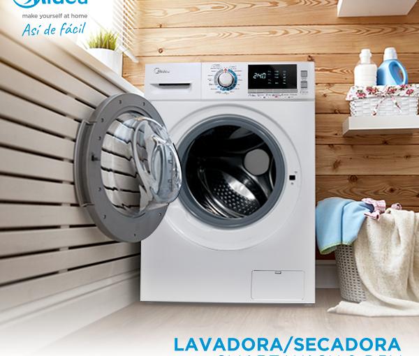¿Preocupada de como lavar y secar la ropa esteinvierno?
