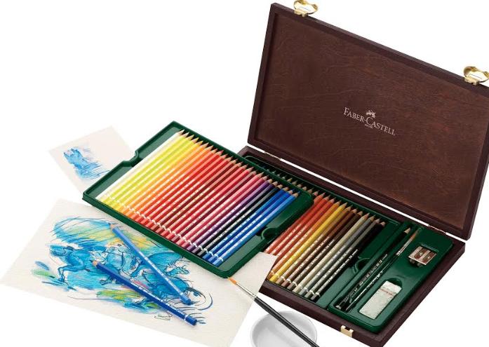 ¿Quieres comprar tus favoritos Faber-Castell a un click dedistancia?