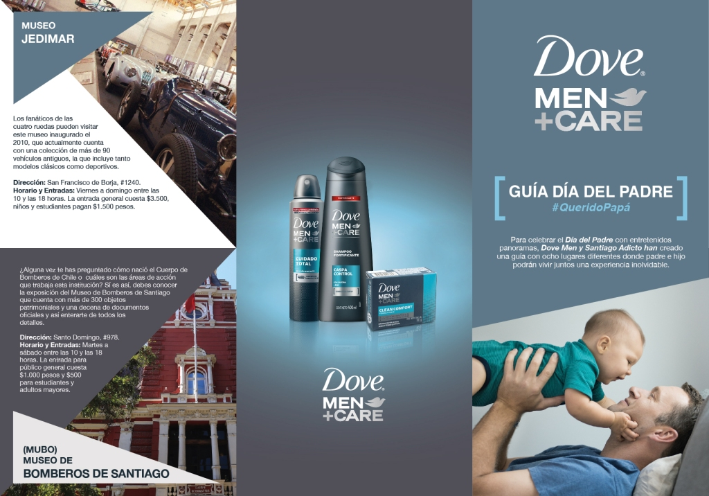 Dove Men Panoramas