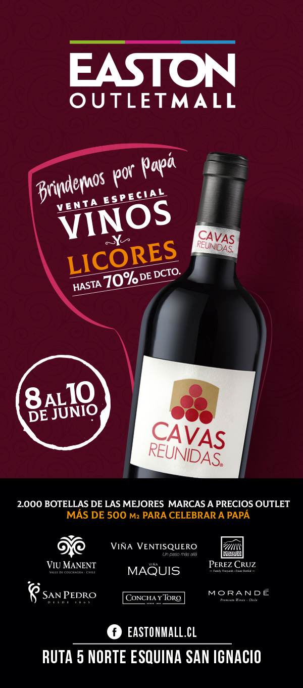 outlet vinos easton