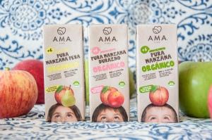 Jugos caja AMA orgánicos