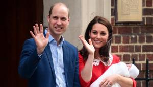 Kate Middleton mamá
