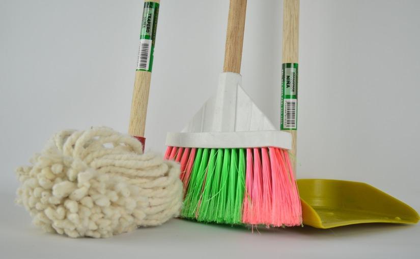Recomendaciones para desinfectar el hogar esteinvierno