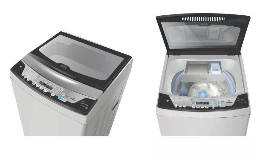 ¿Quieres ahorrar agua en el lavado? Conoce esta lavadora que teayudará
