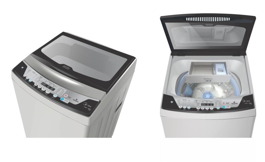lavadoras midea chile