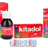 Ahora Kitadol Infantil tiene los sabores del verano para vencer al invierno