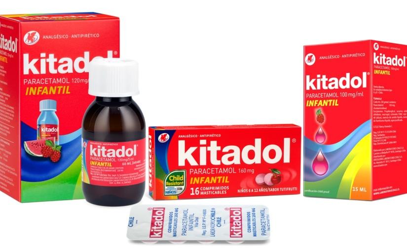 Ahora Kitadol Infantil tiene los sabores del verano para vencer alinvierno