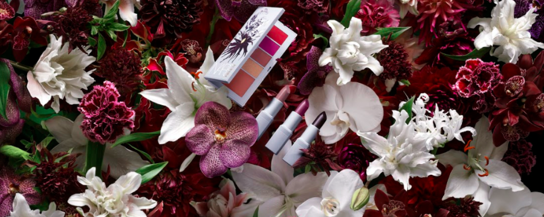 NEW! ERDEM FOR NARS STRANGE FLOWERS COLLECTION