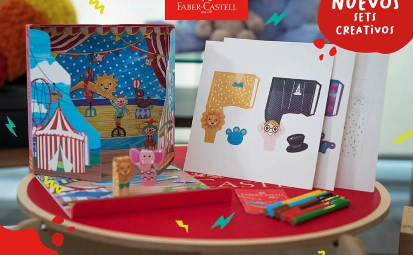 ¡Se viene el día del niño y Faber-Castell tiene estassorpresas!