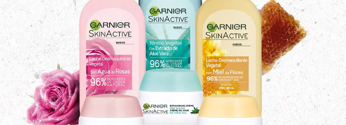 skinactive - natural garnier