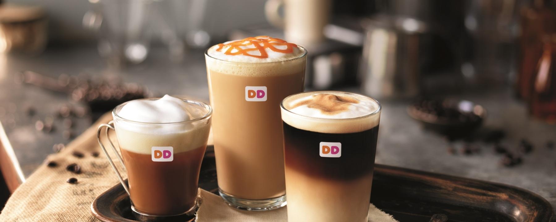 día mundial café dunkin' donuts