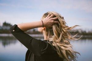 pelo rubio hair
