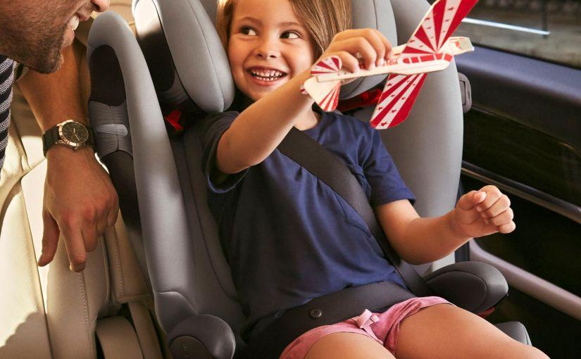 Estas son las sillas de niños para autos más seguras delmercado