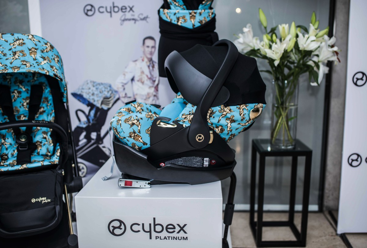 Así fue el primer Fashion Show de Cybex en Chile