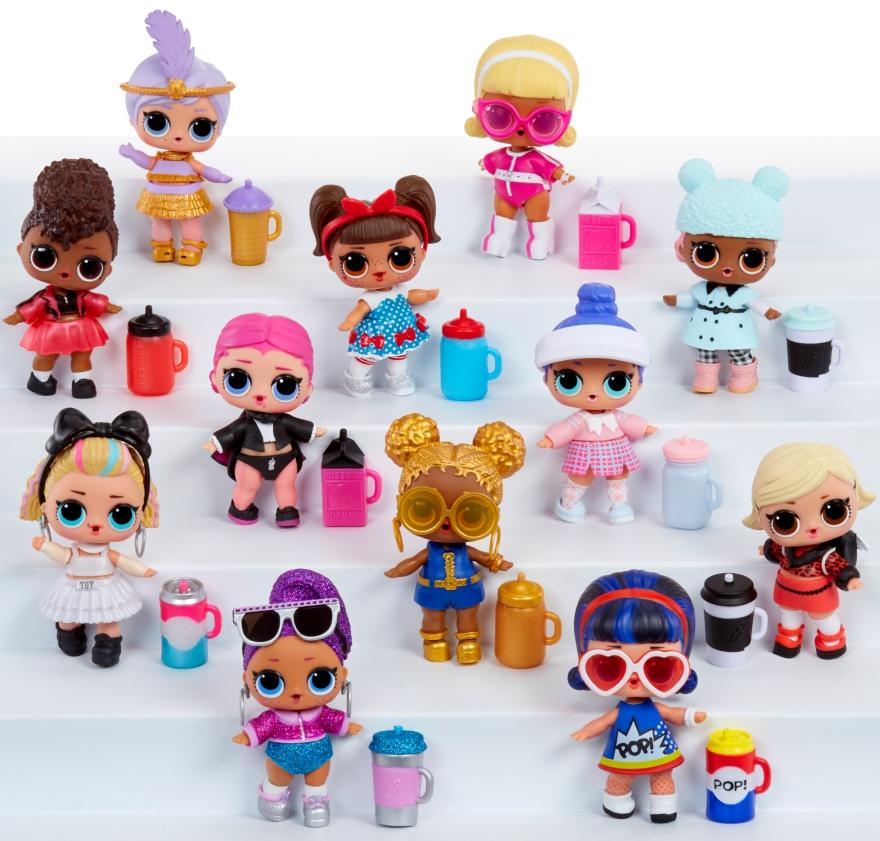 muñecas L.O.L.
