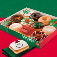 ¡Navidad con Dunkin' Donuts!