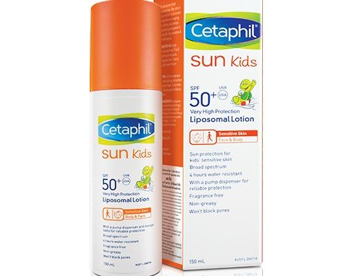 cetaphil sun kids