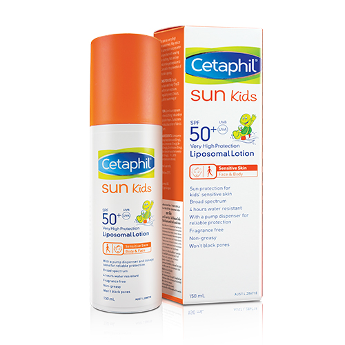 cetaphil sun kids