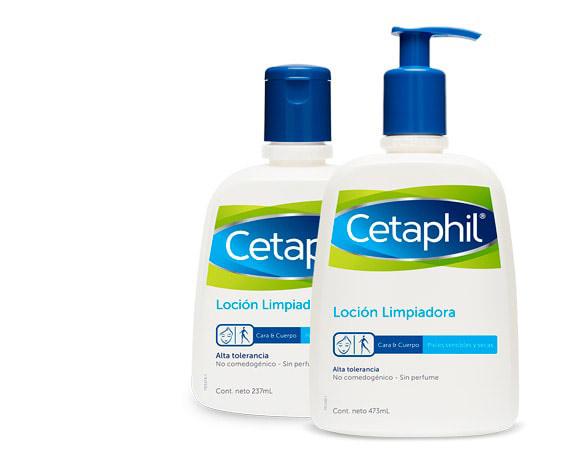cetaphil loción limpiadora
