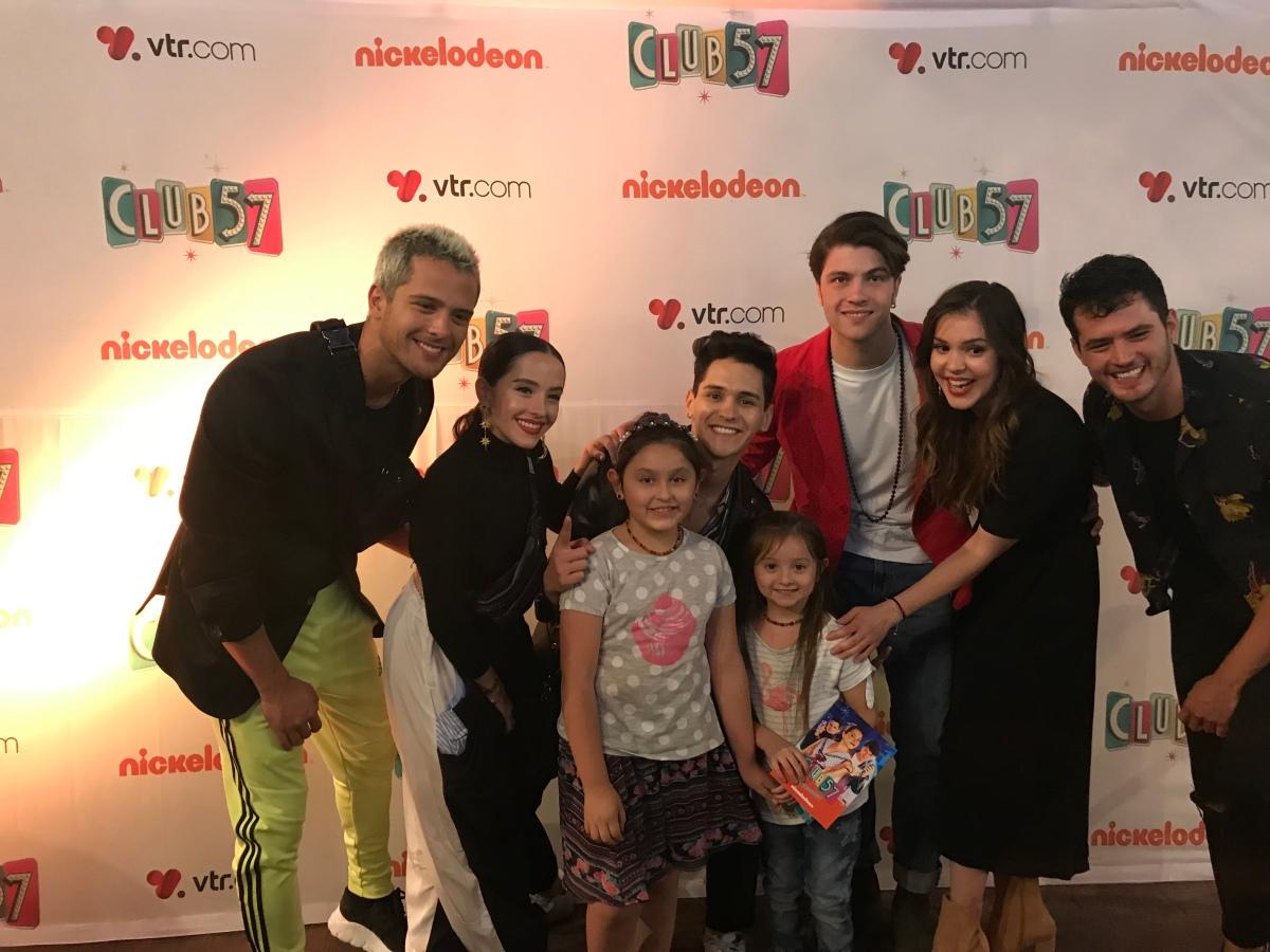 Esto es lo nuevo de Nickelodeon y las niñas lo saben: CLUB 57 se toma las pantallas