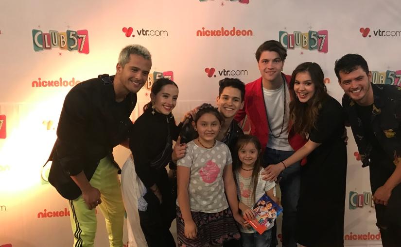 Esto es lo nuevo de Nickelodeon y las niñas lo saben: CLUB 57 se toma laspantallas