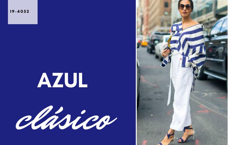 #Tendencia Bienvenido Azulclásico