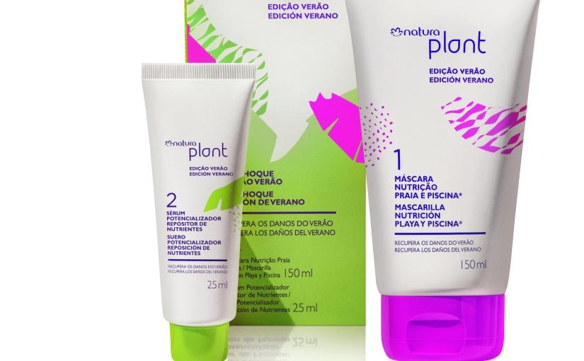 Este verano dile adiós al cabello dañado con el nuevo  kit de NaturaPlant