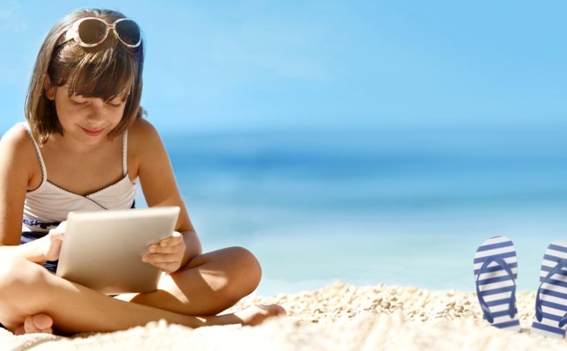 5  consejos para que los niños no sufran desfase académico envacaciones